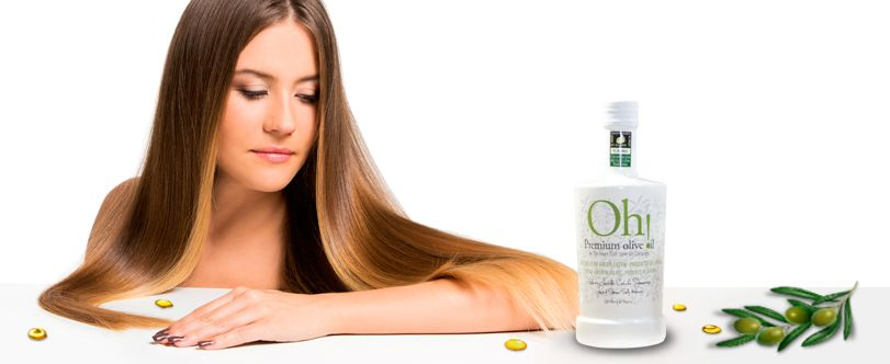 Olive Oil and its benefits for the Hair